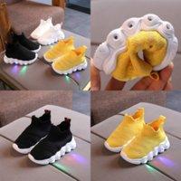 32i Детские кроссовки освещенные туфли девушки Socr Light для детей мальчиков светящиеся кроссовки детские туфли малыша обувь девочка девочка Shose светодиодный мальчик