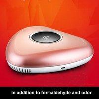 공기 청정기 자동차 정수기 차량 휴대용 스마트 품질 센서 산소 바 실내 및 실외 사용 freshener 클리너