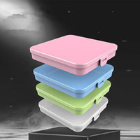 Dustproof Mask Case Disposable Face Masks Container Square P...