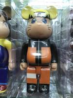 Супер Кукла Большой Размер 28см Медведь Мода Фигурки Игрушка для коллекционеров Be @ RBrick Art Работа Модель Украшения