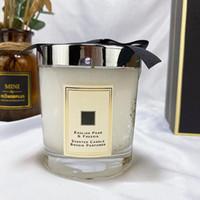 Indoor Duftkerze 200g lang anhaltender Duft Frischer eleganter sauberer und charmanter reicher Duft Freies Verschiffen