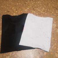 Moda Erkek T Shirt Adam 100% Pamuk Sokak Gevşek Artı Boyutu Siyah Vintage Tee Gömlek Kadın erkek Casual Erkekler Tişörtleri Tops