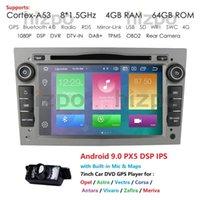 IPS DSP 4GB Android 10 2 Din Coche GPS para VAUXHALL ASTRA H G J VECTRA ANTARA ZAFIRA CORSA VIVARO MERIVA VEDA DVD Player CAM DVD DVD