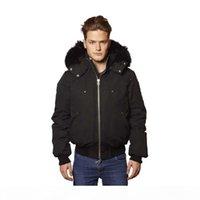 Homens inverno para baixo jaqueta homens aquecer parkas hoodie casaco de inverno parka outerwear canadá casacos desenhista baiacado winterjacke winterjacken