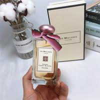 2020 satış !! Yüksek Kaliteli Jo Malone Londra Parfüm Parfums Parfums Dökün Femmes 100 ml Vahşi Bluebell Köln Kadınlar için Parfümleri Parfümleri