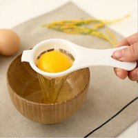 PP uovo bianco separatore strumenti strumenti tuorlo divisori da cucina cucina cucina, sala da pranzo ha1398