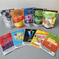 Новый Flamin Hot Runtz Jokesup 3.5G Марафон OG Сумка Runtz Modelies Zourz Запах Упаковка для 10 типов Mylar Bag