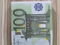 100 евро PROP Реалистичные Ночной клуб Копировать Play Bank Movie Денежные деньги Для поддельных Бизнес Большинство Бумажных денег 21 Коллекция Note Nroph