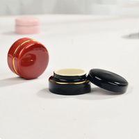 15ml Ceramica cosmetica barattolo mini bottiglia di crema portatile balsamo rossetto contenitore unguento polvere gelo bottiglia antica grasso