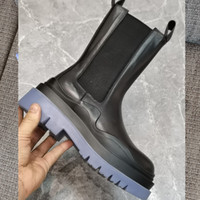 desiFashion pé fábrica de botas mulheres desgaste do inverno os sapatos porta bootsies mulheres calçam botas de 42 grandes botas de tamanho