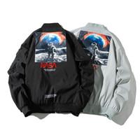2020 hot nuova giacca designer maschile autunno e l'inverno del prodotto volando giacca a vento jack modello US Air Force Print Designer bomber