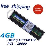 Rams Kembona KBA Marca Estoque Est 4GB DDR3 Memoria 1333MHz por Post Air