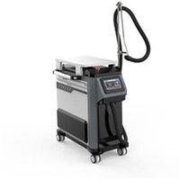 Kriyo Hava Soğutma Makinesi Zimmer Tıbbi ICool Sistemi Cilt Makineleri Soğuk Cihaz Soğutucu