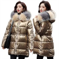 Winter parkas jacket 2020 winter new 30 degrees waterproof w...