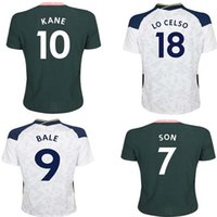 20 21 Kane Son Bergwijn Jerseys 2020 2021 Lucas Spurs Dele Tottenham Camisa de Futebol Bale Ndombele Homens Uniformes