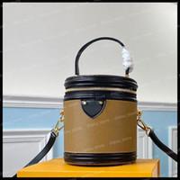 토트 백 여성 Luxurys 디자이너 가방 핸드백 지갑 패션 칸 수족 실린더 토트 숄더 가방 디자이너 크로스 바디 가방 지갑