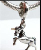 Pendente pendente in argento sterling sterling sterling in argento sterling in argento sterling di alta qualità reale per il braccialetto Pandora Fascino per perline fai da te con PS2041