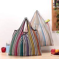 Saco de compras não tecido sacola reutilizável sacola de armazenamento de compras de armazenamento de compras 1 pc1