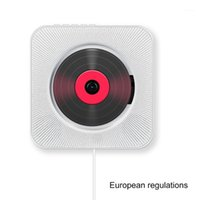 CD player Bluetooth Portable Bluetooth Home Audio Boombox Com Controle Remoto FM Rádio USB Speakers MP31