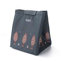 حماية الحرارة حزمة حقيبة يد سميك إضافية بينتو حقيبة صغيرة عزل الأسماك حقيبة في نزهة العزل البارد المحمولة حقيبة الثلج 171 K2