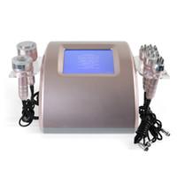 Cellulite Machine Cavitation ultrasonique Radio Fréquence Contour Contour Perfection de poids Machine de sculpture de sculpture pour SPA Salon Soins de la peau