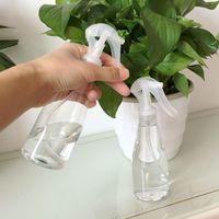 Жидкая макияж пакет Sub Bottle Пустой PET пластиковый дезинфекционный дезинфекционный дезинфекционный дезинфицирующий дезинфицирующий дезинфекция для удачного тумана Бутылка для прозрачного полива Vase 200мл 1 5yh E19