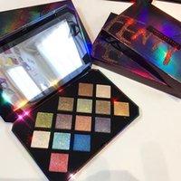 Galaxy Göz Farı Paleti Göz Farı Paleti Makyaj Ultra Pırıltılı Yüz Kozmetik Mat Sınırlı Üretim Paleti ücretsiz gönderim Sıcak 14 Renkler