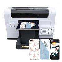 프린터 긴 수명 및 고해상도 6090 인쇄 기계 UV LED 플랫 베드 프린터 XP600 헤드 1