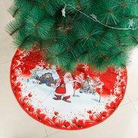 عيد الميلاد شجرة جديدة زخرفة الديكور للمنزل 90CM شجرة عيد الميلاد تنورة شجرة عيد الميلاد الأيل المريلة اللوازم 120PCS T1I2574