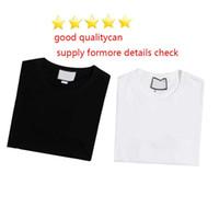 T-shirt uomo moda 100% cotone per il tempo libero Tshirt estate stampato cartoon maglietta da donna a maniche corte girocollo girocollo nuovo mens t shirt