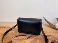 2020 BT Çanta Tasarımcı Çanta Solferino Kutuları Kadınlar Çanta kadın Omuz Çantaları Bayanlar Flap Çanta Kutusu Deri Messenger Çanta