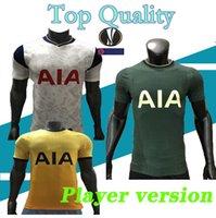 20 21 Player version white Home BALE SON Soccer Jerseys 2020 Away KANE LLORENTE DELE Soccer shirt LUCAS Customized Football uniform