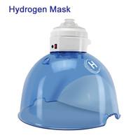 2019 جديد الأكسجين الهيدروجين مع العلاج الصمام / العناية بالبشرة الأكسجين هيدرا المياه PDT آلة الوجه الجلد تبييض معدات علاج حب الشباب