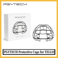 Оригинальные PGETECH TELLOO SPHERICAL CAGE CAGE PROWELL CARD для DJI TELLO Drone Light Full Protection Protector Accessor