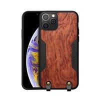 뜨거운 판매 새로운 프리미엄 진짜 나무 전화 케이스 아이폰 (12) 프로 맥스 하이브리드 탄소 비즈니스 스타일 커버 아이폰 11 / 6 / 팔분의 칠 / 플러스 / X / XR / XS / MAX에 대한