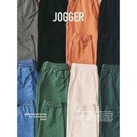 Simwood Sonbahar Kış Yeni Jogger Pantolon Erkekler İpli Pantolon Rahat Rahat Eşofman Artı Boyutu Spor Pantolon SJ130835 201119