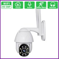 1080p PTZ WiFi IP Caméra IP Outdoor Smart Alarming AI Détection humaine Caméra sans fil H.265 P2P ONVIF Audio 3MP Security CCTV1