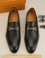 Q5 formale Schuhe Herren Kleid Schuhe Leder Hochzeitsbüro Anzug Oxford Schuhe für Designer Männer Sapato Masculino Zapatos Hombre Fiesta 11