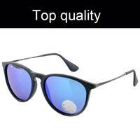 أعلى جودة 4171 خمر القط العين النظارات النساء العلامة التجارية مصمم oculos دي سول feminino أشعة حماية معكوسة نظارات الشمس رجل المرأة