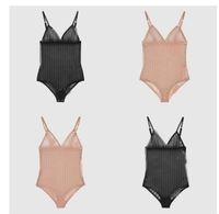 Brief gedruckt Stickerei Frauen Body Mode Designer Elastische Charm Dame Lace Bikini Indoor Sexy Persönlichkeit Weibliche Nachtwäsche
