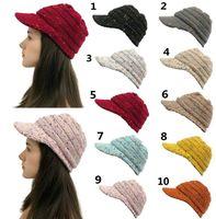 2020 sıcak tarzı kış nokta iplik renkli yün şapka kap ağzına bere şapka kayak şapka jumper başlığı.