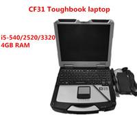 Для ноутбуков P.anasonic CF31 Три защиты i5 CPU 4gb RAM Military Auto Диагностическое тестирование компьютера CF31 cf31Toughbook ПК