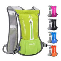 Ultralight Backpack + 2L Water Bladder Storage Bags For Outd...