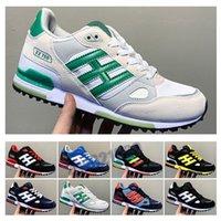 Originals ZX750 Venda quente EDITEX Originals ZX750 Sneakers zx 750 por Homens Mulheres Plataforma Atlético Moda Mens Casual Running Shoes Chaussures 36-45 Z82