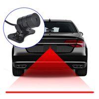 LED 자동차 오토바이 레이저 안개 빛 안티 충돌 테일 램프 자동 모토 브레이크 주차 신호 경고 램프 자동차 안개 빛