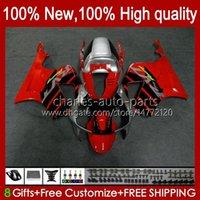 Honda SP1 SP2 Red Black Hot Vtr1000 2000 2001 2002 04 05 06 98HC.84 VTR 1000 VTR-1000 RC51 00 01 02 03 2003 2004 2005 2006 Fairing