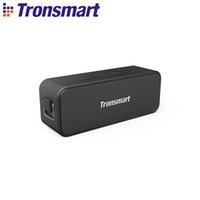 Оригинальные Tronsmart Plus NFC портативный динамик Bluetooth 5.0 столбец с TWS, голосовой помощник поддержки Micro SD LJ201027