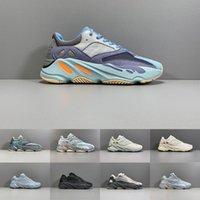 رجل كاني ويست 700 حذاء رياضة إمرأة V2 مستشفى الأزرق الجمود تيفرا الجيود موفي ساكنة v3 فانتا 3 متر موجة عاكسة عداء الأحذية