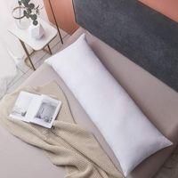34 * 100/40 * 120 см, обнимающий тело белый длинный подушка внутренняя вставка хлопчатобумажные мужчины женщины интерьер внутренняя подушка наполнение нетканая подушка