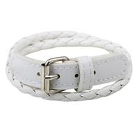 Кожаный браслет для женщин PU браслетов мужчин Повседневного стиль моды мужских Бесконечности браслетов ювелирных изделия цены завода